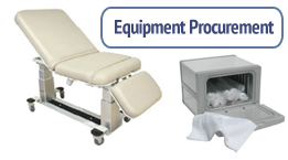 Our Equipment Procurement Solutions for Spa and MedSpa Industries