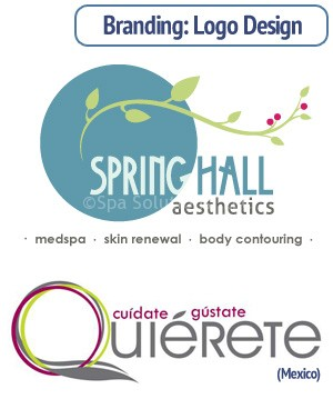 Our Brand Image and Collateral Solutions for Spa and MedSpa Industries